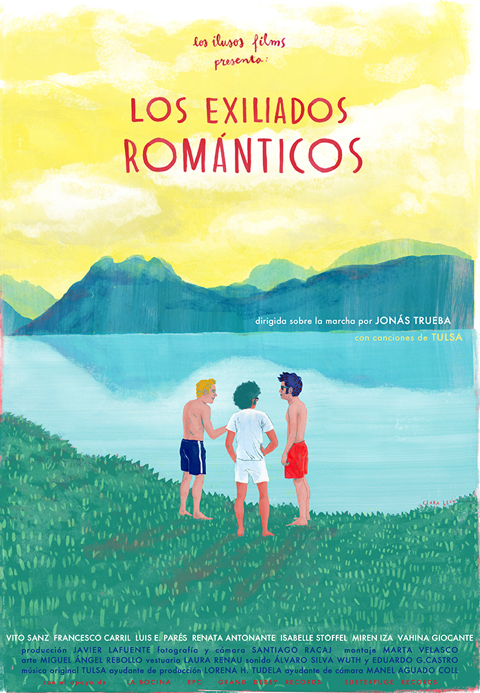 los-exiliados-romanticos-cartel